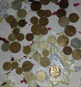 Ссср монеты
