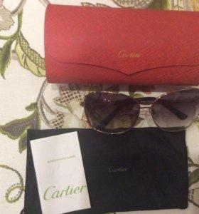 Солнцезащитные очки Cartier оригинал