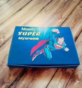 Шокобокс Моему SUPER мужчине