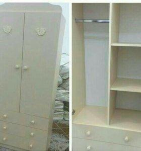 Новые Шкафы