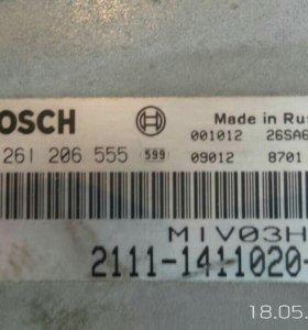 Эбу Bosch на ваз
