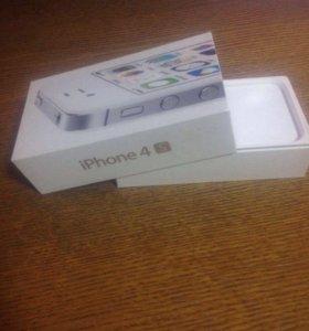 iPhone 4 s / коробка