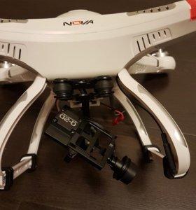 Новый Квадрокоптер Quanum Nova комплект