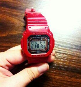 Часы Casio protection