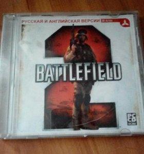 BATTLEFIELD 2 (русская и английская версия)