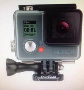 GoPro hero+. Экшн камера!!!