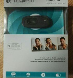 Web-камера Logitech C270 Новая. Много.