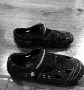 Сандалии ботинки
