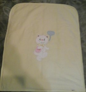 Одеяло-трансформер для новорождённых