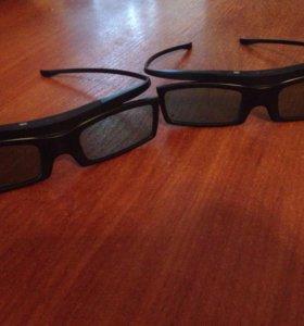 Очки 3D - активные