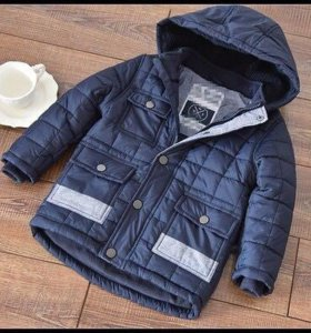 Новые куртки 110-115-120-140см