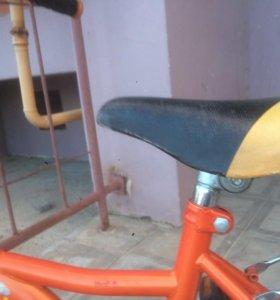 Велосипед на 5-6 лет