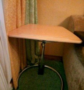Приставной компьютерный столик