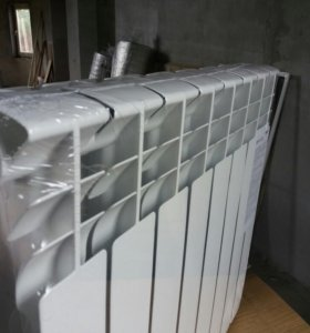 Радиаторы отопоения, батареи