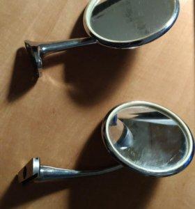 Ретро зеркала