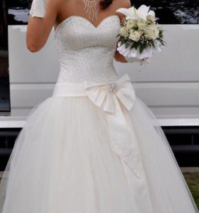 Свадебное платье для переделывание