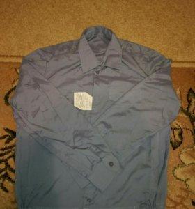 Новые рабочие рубашки