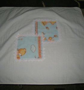 Красивое одеялко