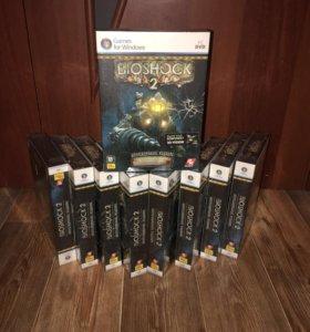 Коллекционное издание Bioshock 2 биошок 2