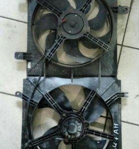 Вентилятор охлаждения, кондиционера Лифан Х60