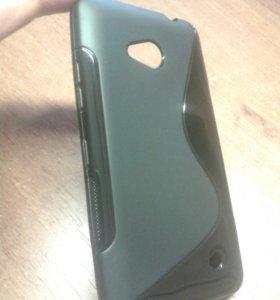 Чехол-бампер-крышка для Lumia 640