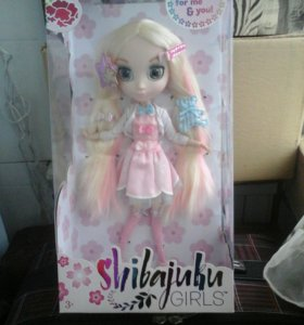 "Кукла ""Shibajuku girls"" шизуки"