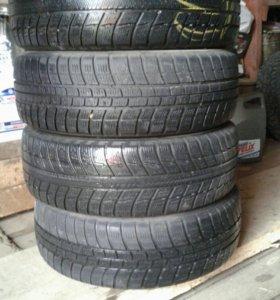 зимние шины 185/60/R15 Michelin