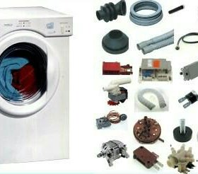 Запчасти стиральных машин