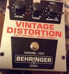 Behringer Vintage Distortion