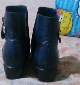 Ботинки.Ботинки женские.
