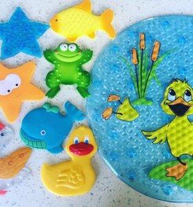 Набор ковриков для ванны