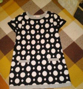 Платье - туника на 2 - 3 года