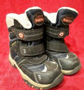 Зимние ботинки Капика 25 р-р
