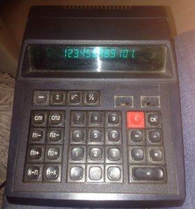 Калькулятор времён СССР