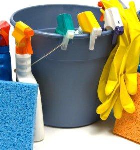 Предлагаем услуги по уборке квартир