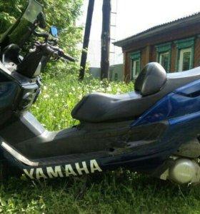 Yamaha Majesty Продажа или обмен