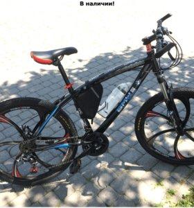 Велосипеды на дисках в наличии rt8945hy