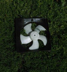 Вентилятор радиатора Хонда CRV 2007-2012