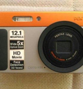 Фотоаппарат Pentax Optio H90