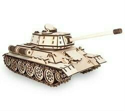 Конструктор из дерева танк