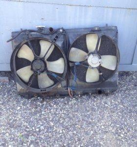 Радиатор от Toyota
