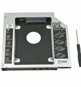 HDD сaddy 9.5/12.7мм sata3 DVD Optibay