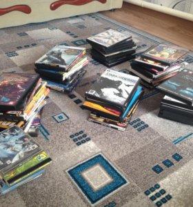 65 дисков с играми