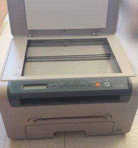 Для офиса/дома.МФУ SAMSUNG SCX-4220
