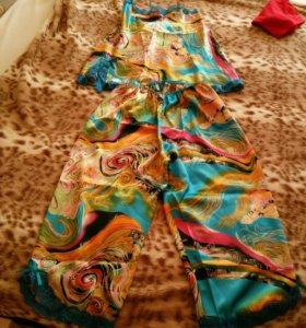Новая красочная пижама