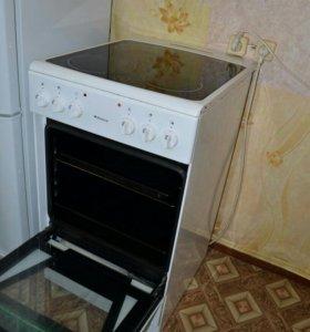 Продам керамическую электро-плиту