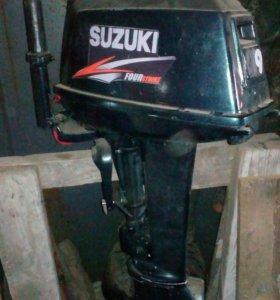 Лодочный мотор Сузуки 9,9