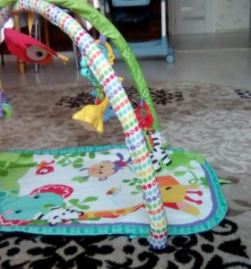 Детский развивающий коврик, от Fisher Price