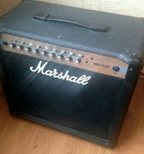 Комбоусилитель Marshall mg50cfx