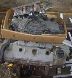 Двигатель 1 MZ